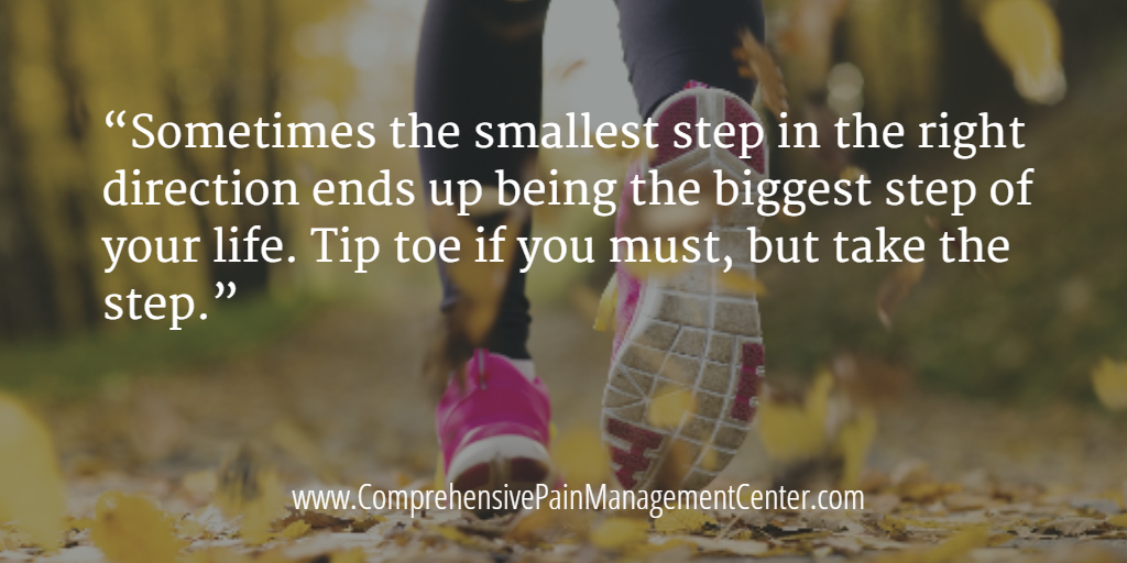 Inspirational Quote | ComprehensivePainManagementCenter.com